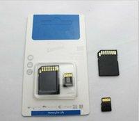 Wholesale 60pcs Hot DHL GB GB mini ar gift micro SD mobile DRE phone memory card Hot GB GB micro SD cocoshop856 shop