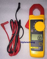 Wholesale Fluke F302 Digital Clamp Meter V A Ohm Continuity Measure