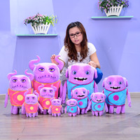 baby toys used - 15cm Boov Smek anime plush Toy Aliens Drive Me Crazy Of Oh In The True Meaning of Smekday Home Can Use To baby toy cheap A