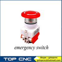 Wholesale cnc parts emergency switch for cnc router