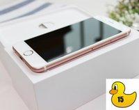 Goophone i7 Fingerprint Quad core mtk6582 4.7 pouces goophone i7 plus 5.5inch 4G LTE touch id 1GB Ram 16GB Rom smartphone