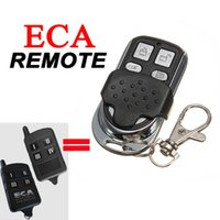 Wholesale 4Button ECA Garage Gate Remote Key Control Opener Operator Compatible Electronic