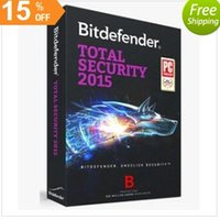al por mayor valores totales-BitDefender Total Security 2014 2015 Inglés 1 año 2 años 3 años 1pc2pcs3pcs