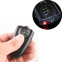 Wholesale Accurate Breath Alcohol Tester Professional Alcohol Breathalyzer Flashlight Dropshipping Factory Price