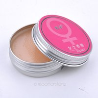 Wholesale Female Flirting Ointment MS Solid Perfume Sex Improve Products Adult Opposite Sex Attracting Assistant XYP0047