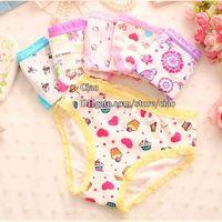 Wholesale Fashion Underwear Underpants Kids Panties Children Briefs Kids Girl Dress Kids In Briefs Children Clothes Kids Clothing Children Underwear