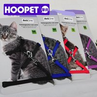 Wholesale Dogs and cats with a cat shaped harness with cat traction rope special dog harness small dog with a rope