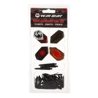 Wholesale WMG08528 Professional Deluxe Plastic PET Dart Accessory Kit