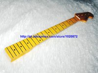 Wholesale 4 Strings Bass Necks Maple bass guitar Necks in Maple neck Factory from china