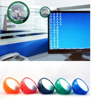Wholesale 2014 limited sale rushed stock anti peeping view a magnifying glass computer rearview mirror