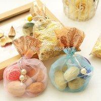 Wholesale Natural mango wood home bag skgs indoor beads sachet order lt no track