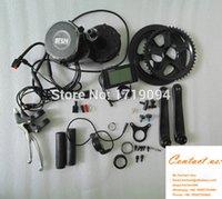 e-bike kit di conversione 36v 500w con 36v 10Ah della batteria della e-bici della batteria e il caricabatterie 8FUN BBS02 per moto di serie