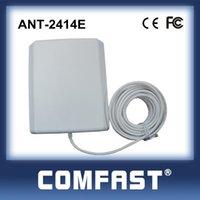 Wholesale COMFAST usb wireless wifi dBi directional antenna Comfast ANT E long range wireless antenna GHz outdoor panel antenna