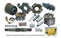 Wholesale Replacement Hydraulic Piston Pump Parts for Rexroth A10V S O16 Repair or Remanufacture
