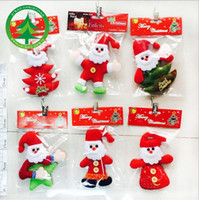 accessories layout - 10 Christmas gifts Santa Claus Christmas tree ornaments accessories home hotel layout props