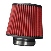 air intake cleaner - 3 quot mm and mm Height Car High Flow K N Cone Cold Air Intake Filter Cleaner