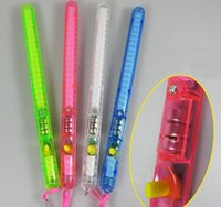 Wholesale NEW WAND led light sticks LED color mixed concert flashing stick change glow wand fluorescent stick