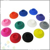 Electronic Cigarette EGO Suction Cup  Tight Abosorb Silicone Suckers Ego Sucker Ego Base Ego Suction Cup Ego Holder Ego Display Stands Portable E-cigarette Rubber Caps Pen Holder