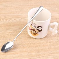 Wholesale Hot Sale Useful Long handled Stainless Steel Spoon Bar Family Supplies Kitchen Gadgets