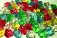 antique neon - Natural crystal the graveled luminous resin neon gravel many kinds of color g