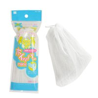 Wholesale 10 Chinese Bubble Foam Net Face Cleansers Face Skin Care Soap Tool Makeup Helper Beauty Health