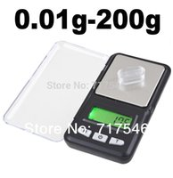 Wholesale hot g x g electronic Mini Pocket Scale Jewelry Digital Scale Balance with retail box