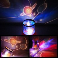 automatic night light lamp - Universe Master Star Light LED Night Light Projector Lamp Automatic Change LED Color Night Lights for Children Gift