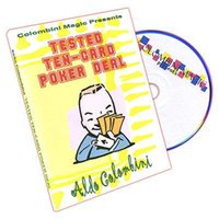 video poker - Aldo Colombini Tested Ten Card Poker Deal Only The teaching Video send via email no gimmick