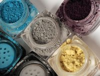 amazing minerals - Amazing yo unique colors Moodstruck eyeshadow Minerals Pigment eye shadow matte and shimmery pigments top quality