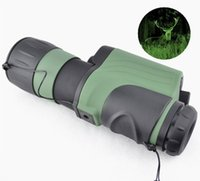 Wholesale Night vision Infrared telescope Peeping telescope Monocular Glimmer Portable HD X Wide field of view magnification lens
