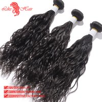 extension natural hair curl - Best Human Hair Extensions Fine Chinese Braid Weaving Hair Jerry Curl Natural Color Hair JC088