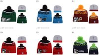 Wholesale 2015 Football Beanies All Teams Beanies Team Hat Winter Caps Popular Beanie Caps Skull Caps Best Quality Sports Caps Allow Mix Order
