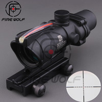acog for sale - 2016 New Hot sale x32 ACOG Style Optical Rifle Scope Magnification Scope For Hunting