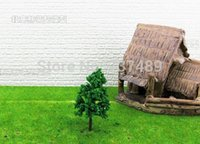architectural scale models - cm diy scale model material architectural model making materials landscape special product tree model TCC