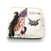 art purses - cm cm cm Sword Art Online wallet anime cosplay PU purse cute gift anime toy