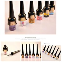 Cheap 1pcs Perfect Eyeliner Black Waterproof Smooth Not Blooming Eyeliner Liquid Eyeliner Pen Makeup Cosmetics