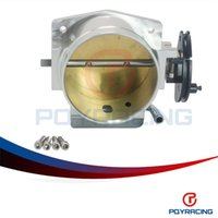 Wholesale PQY STORE NEW THROTTLE BODY FOR Universal GM GEN III LS1 LS2 LS6 MM Throttle Body HIGH QUALITY NEW PQY6938