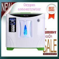 Wholesale Best Selling CE Approved Home Smart Molecular Sieve Portable Oxygen Generator Concentrator Adjustable Oxygen bar Flow L