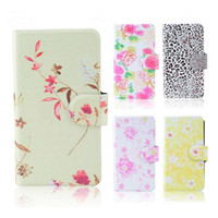 beautiful love bird - Pop Beautiful Leopard Love Heart fish Dairy Birds Lovely PU leather nature cover case SONY Xperia ion LT28i