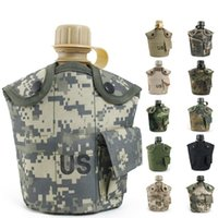 Wholesale Outdoor Camping Bicycling Healthy Portable US Military Cup L Water Bottle Canteen