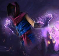 Wholesale Malzahar the Prophet of the Void League of Legends LOL Cosplay Costume Custom made