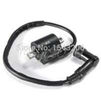 Wholesale Ignition Coil For cc cc cc cc GY6 Scooter Moped ATV Gokart Dirt Bike coil connector
