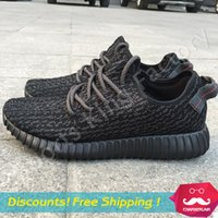 womans shoes - Trainers Sneakers Pirate Black High Quality Classic womans shoes Y BOOST Mens Running shoes Moonrock Oxford Tan shoes