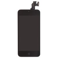 Wholesale The A grade of iphone c lcd screen and digitizer touch assembly with frame and small parts for replacement