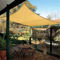 Wholesale Square Sun Shade Sail Pool Garden UV Blocked Size M M Shade Sails Stay Cool Backyard Shade Sails