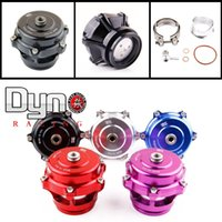 Wholesale DYNO RACING Hot High Quality New style Popular Tial mmQ Blow Off Valve CNC BOV Authentic with v band Flange TQ