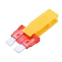 Wholesale Universal Blade Fuse Puller Car Automobile Fuse Clip Tool Extractor for Car Fuse High Quality