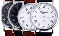 achat en gros de bracelet cuir f-Nouvelle montre bracelet en cuir pour homme livraison gratuite F-465