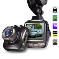 Wholesale car dvd Original G50 Novatek Car DVR Video Recorder LCD Full hd P car camera WDR G Sensor H Video Recorder Dash Cam