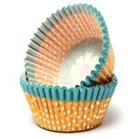 Wholesale 100Pcs Daisy Flower Print Muffin Cases Cupcake Cup Cake Dessert Case Baking Tool Wedding Valentine